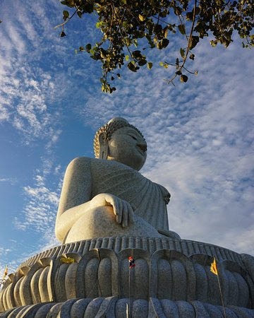 Chalong, Thailand: Большой Будда