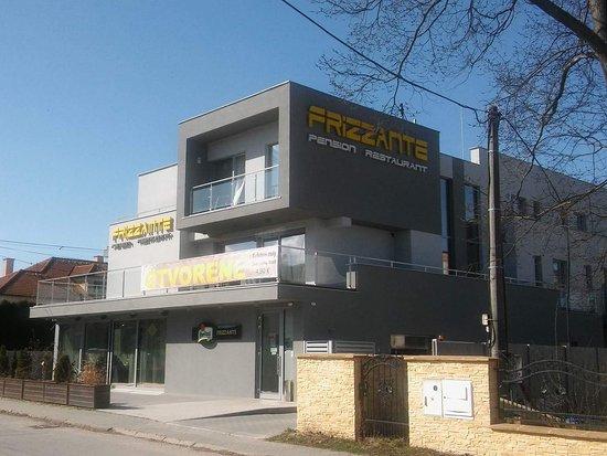 Turcianske Teplice, Slovacchia: Guest House Frizzante