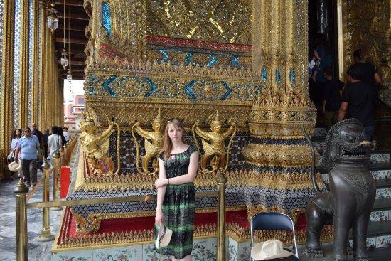 Photo of Tourist Attraction Temple of the Emerald Buddha (Wat Phra Kaew) at ถนนหน้าพระลาน, Bangkok 10200, Thailand