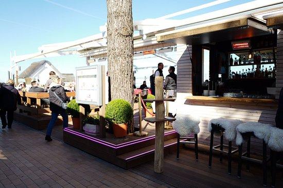 Café Wichtig Scharbeutz Terrasse