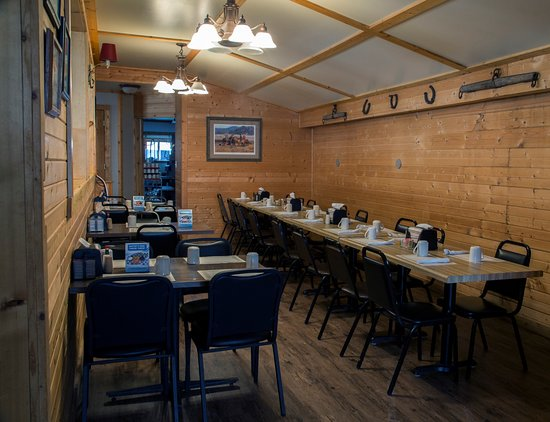 Lyndon Station, WI: Back dining room, available for smaller parties
