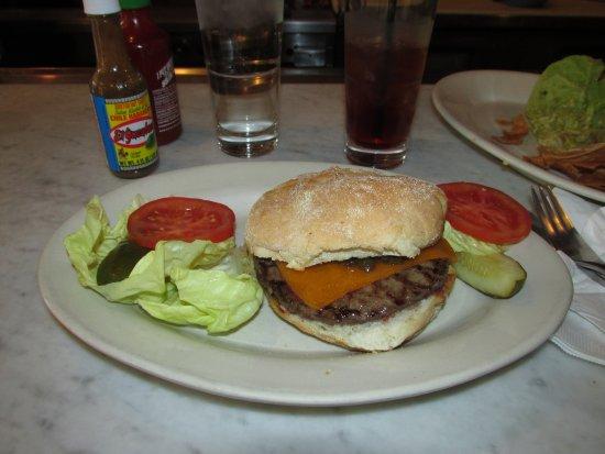 Sheboygan, Wisconsin: Bison Burger