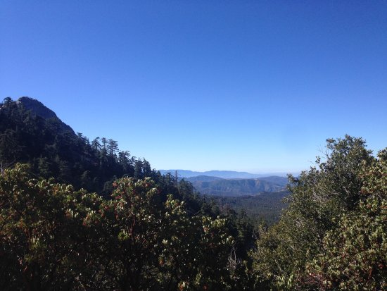 Idyllwild, CA: Hike from the lodge