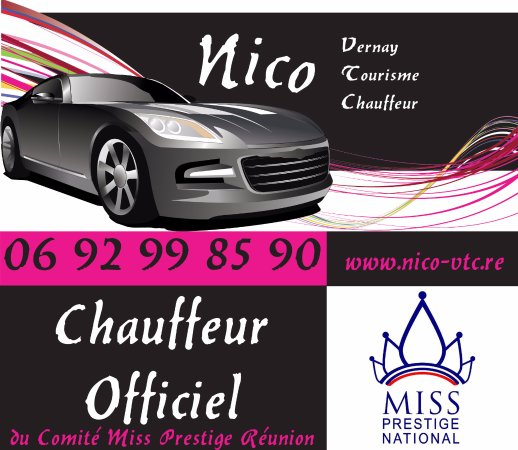 La Possession, Reunion Island: Conducteur Officiel de Miss Prestige Reunion 2016 élu Miss Prestige National 2017