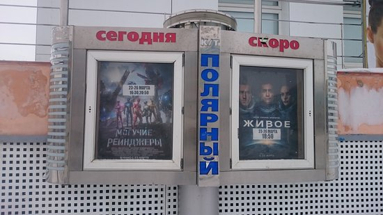 ‪Cinema Polyarny‬