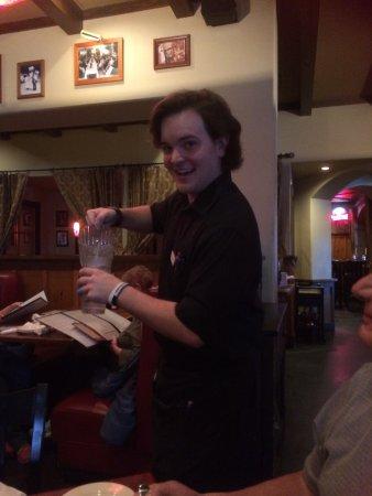 Carino's Italian : Our Great Waiter Pierce