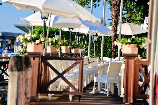 Lido di Venezia, Włochy: Essentiale Restaurant & Lounge Bar