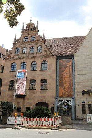 Nuremberg Toy Museum (Spielzeugmuseum) : музей игрушки