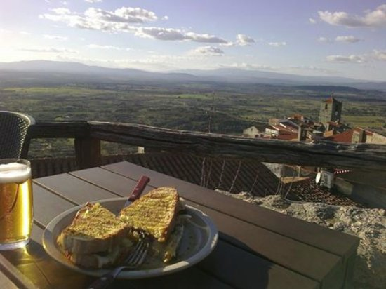 Monsanto, Portugal: Come and taste our snacks with this wonderful view!...