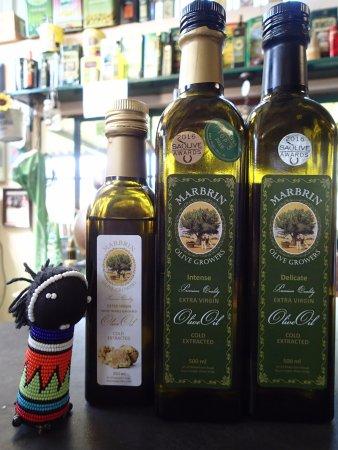 Robertson, جنوب أفريقيا: award winning olive oils
