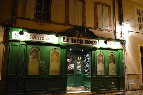 Romorantin-Lanthenay, France:  LE LOCH NESS
