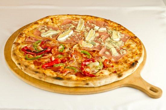 Banska Bystrica, Słowacja: Pizza