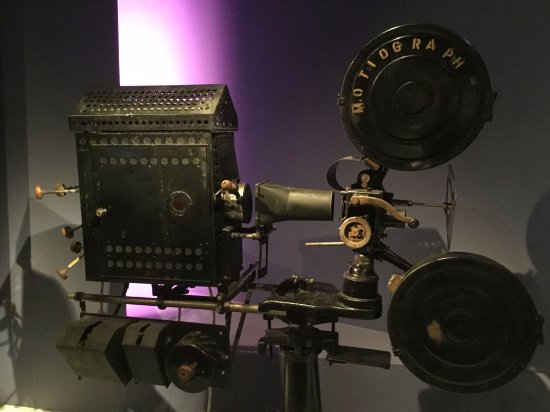 Astoria, NY: Museum of the Moving Image