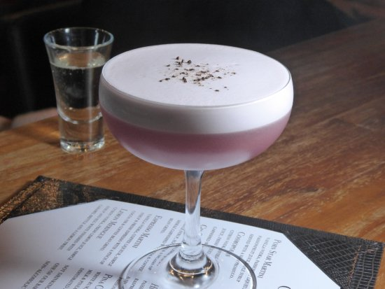 Rugby, UK: Porn Star Martini