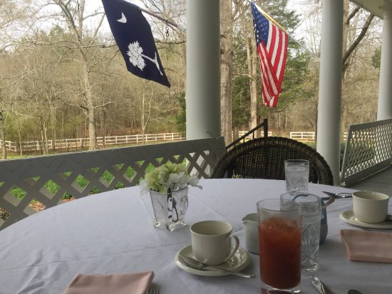 Edgefield, SC: Pleasant Lane Acres Bed and Breakfast