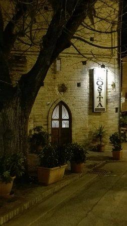 Montottone, Itália: esterno