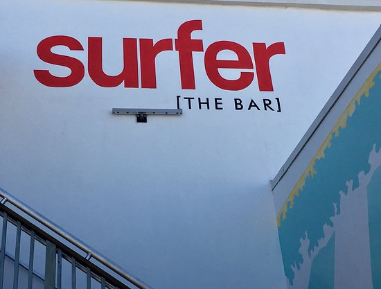 Surfer [The Bar]