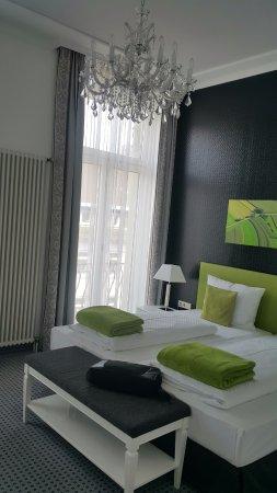 Hotel am Sophienpark: classical room
