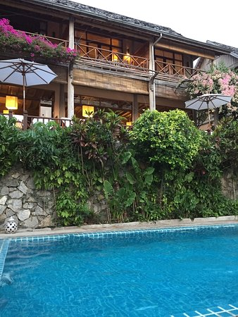One of the Best hotels in Luang Prabang