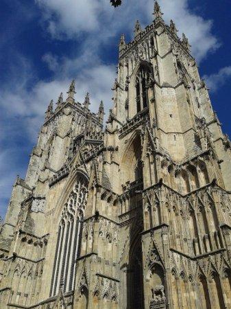 Cathédrale d'York : York Minster