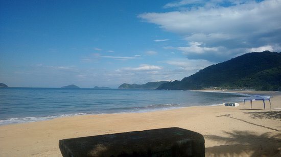 Boicucanga Beach