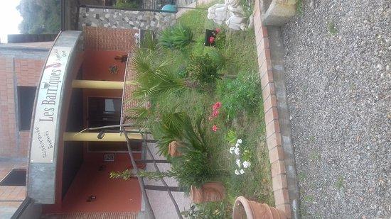 Gaggi, Italy: Les Barriques