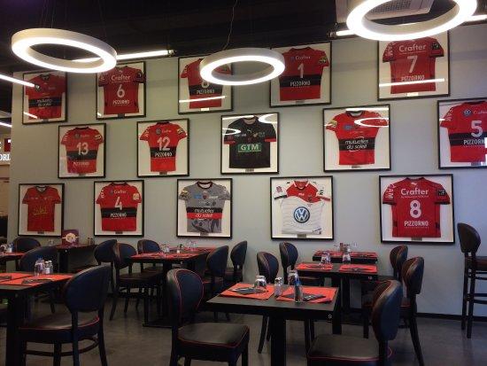 La Valette-du-Var, Francia: RCT Café Trattoria