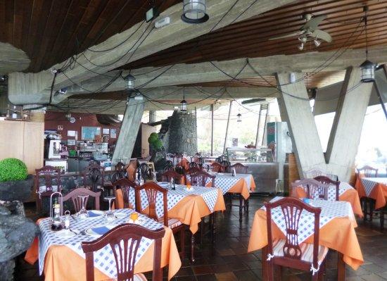 Buenavista del Norte, Spanien: Ресторан El Burgado, Буэнависта-дель-Норте.