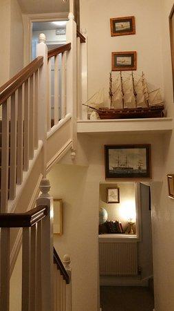 The Royal at Dockray: Quaint interior