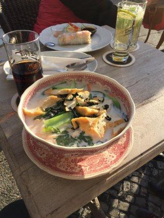 Heritage colonial cuisine berlijn for African continental cuisine