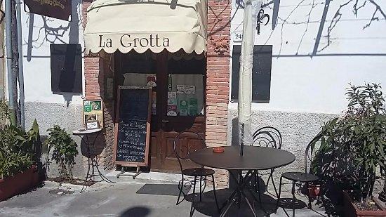 Roccalbegna, Italia: entrata