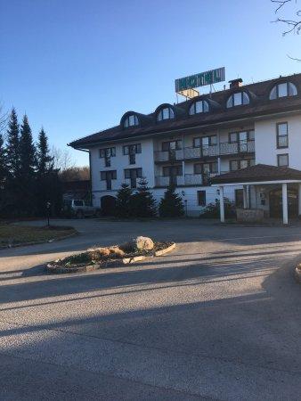 Smlednik, Eslovenia: Hotel Kanu