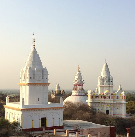Jain Temple Sonagir