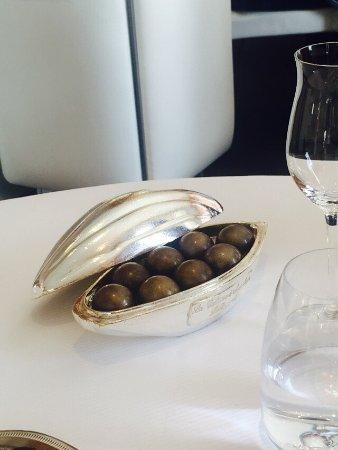 Tinqueux, França: L'Assiette Champenoise