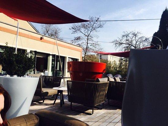 Tinqueux, Frankrig: L'Assiette Champenoise