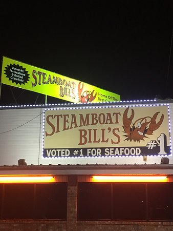 Steamboat Bill's