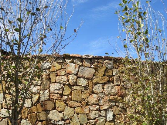 Bot River, Sudáfrica: stone wall