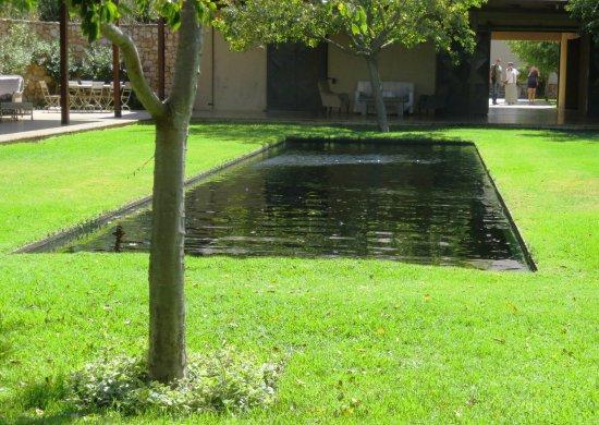 Bot River, Sudáfrica: tranquil garden
