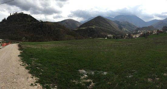 Frontone, Ιταλία: panorama