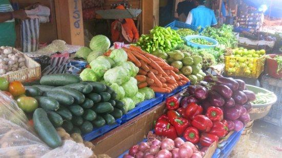 Bayahibe, Dominican Republic: le marché de Higuey!!