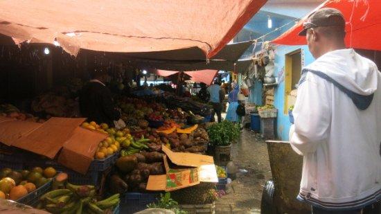 Bayahibe, Dominican Republic: visite du marché de Higuey!!