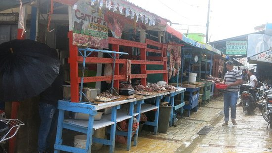 Bayahibe, Dominican Republic: le marché de Higuey