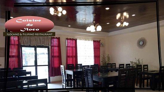 cuisine de iloco is a newly opened ylocano restaurant in laoag