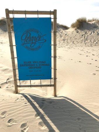 Scharendijke, Holland: Beach Club Perry's