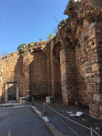 Baths of Varius: Hamamlar