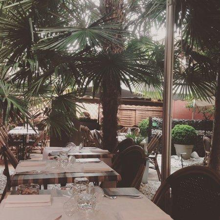 Terrasse Picture Of Cote Cuisine Reims Tripadvisor