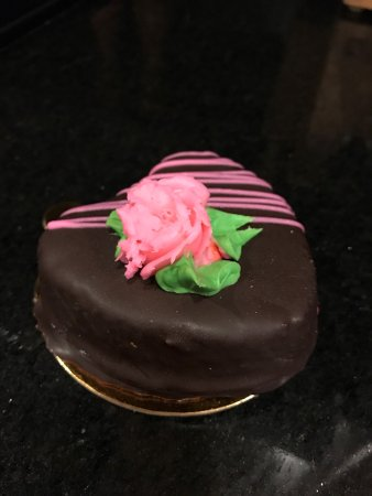 Westborough, Массачусетс: Valentine's Day treats