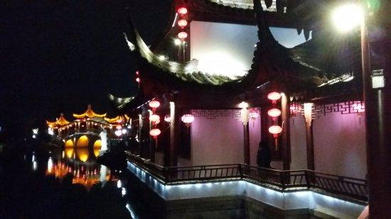 Jiashan County, Kina: Xitan - китайская Венеция