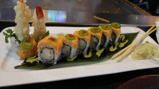 Pittsfield, Массачусетс: Koto Japanese Steakhouse