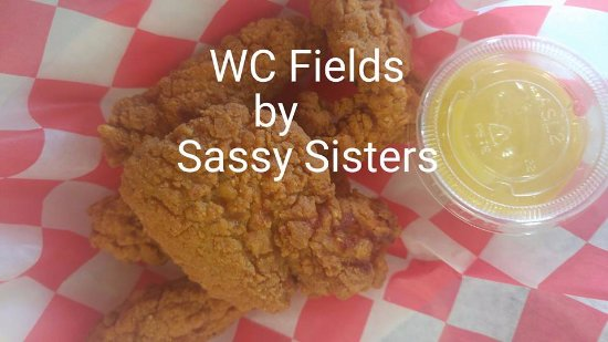Swainsboro, Georgien: Chicken Fingers